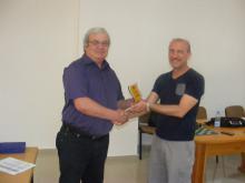 Veteran Özel Ödülü Vugar Sultanzade
